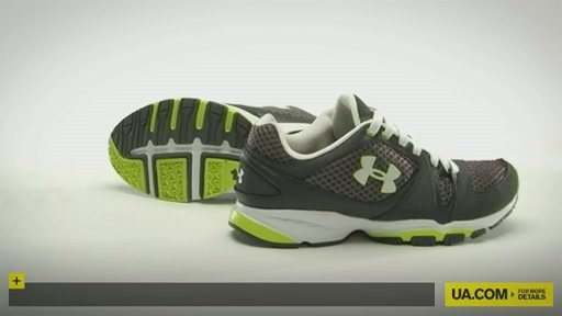 Men's UA Strive Training Shoe - image 10 from the video