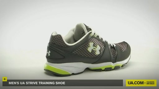 Men's UA Strive Training Shoe - image 3 from the video
