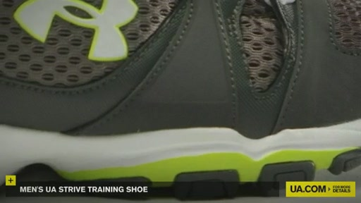 Men's UA Strive Training Shoe - image 5 from the video