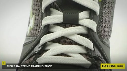 Men's UA Strive Training Shoe - image 6 from the video