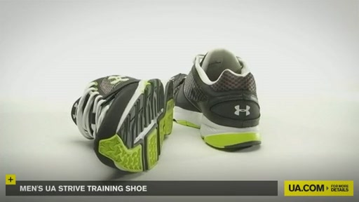 Men's UA Strive Training Shoe - image 7 from the video
