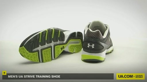 Men's UA Strive Training Shoe - image 8 from the video
