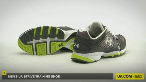 Men's UA Strive Training Shoe - image 9 from the video