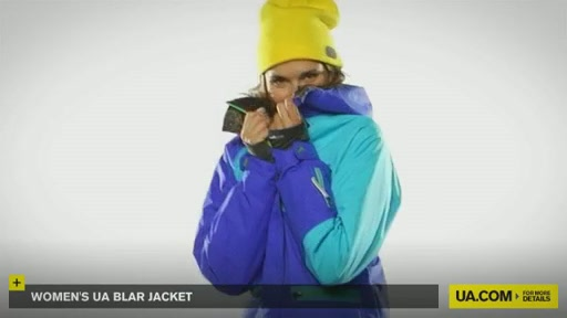 Women's UA Blar Jacket  - image 10 from the video