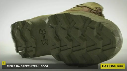 Men's UA Breech Trail Boot  - image 5 from the video