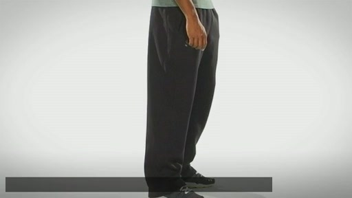 Men's UA Charged Cotton® Storm Fleece Pants - image 1 from the video
