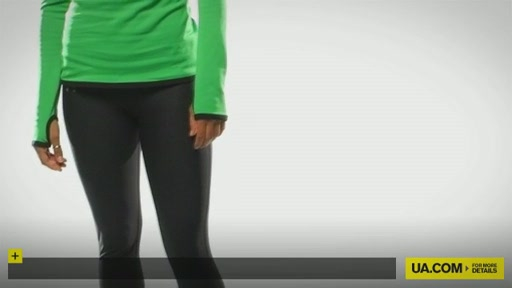 Women's ColdGear® Compression Tights - image 10 from the video