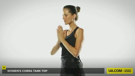 Women's UA Cobra Tank - image 3 from the video