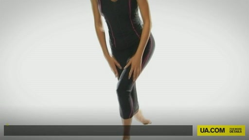 Women's UA Hero Capri Pants  - image 1 from the video