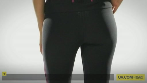 Women's UA Hero Capri Pants  - image 10 from the video