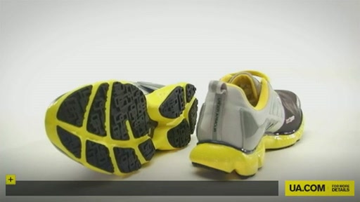 Men's UA Micro G® Split Running Shoes - image 1 from the video
