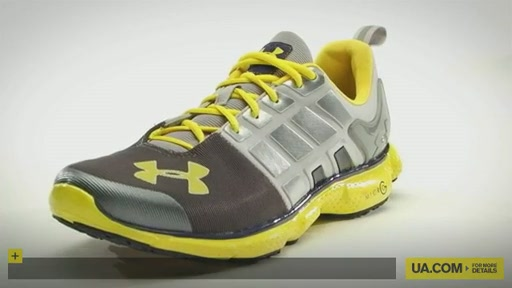 Men's UA Micro G® Split Running Shoes - image 10 from the video