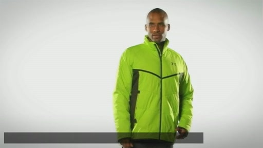 Men's ArmourLoft® Mountain Jacket - image 1 from the video