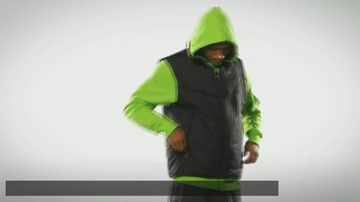 Men's ArmourLoft® Mountain Vest - image 1 from the video