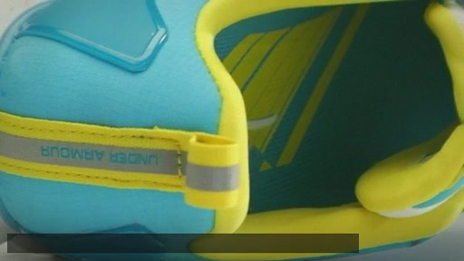 UA Micro G® Split Running Shoes - image 1 from the video