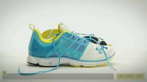 UA Micro G® Split Running Shoes - image 10 from the video