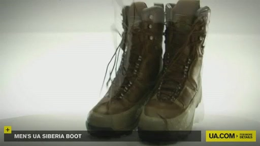 Men's UA Siberia Boot - image 10 from the video