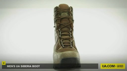 Men's UA Siberia Boot - image 5 from the video