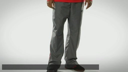 Men's Attack Woven Training Pant - image 1 from the video
