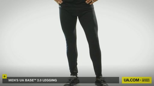 Men's UA Base™ 2.0 Leggings - image 2 from the video
