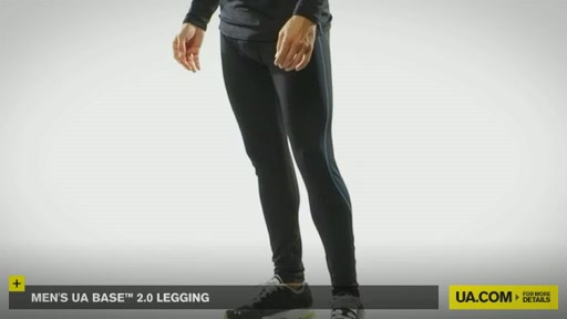 Men's UA Base™ 2.0 Leggings - image 3 from the video