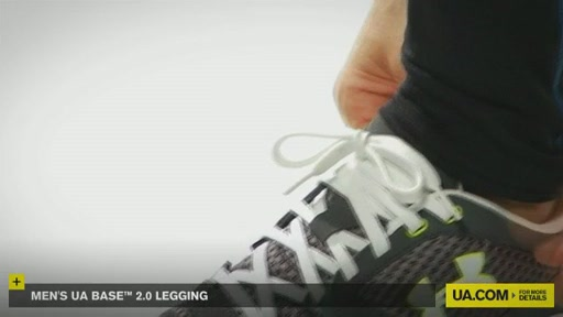 Men's UA Base™ 2.0 Leggings - image 6 from the video