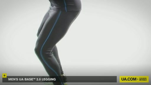 Men's UA Base™ 2.0 Leggings - image 7 from the video