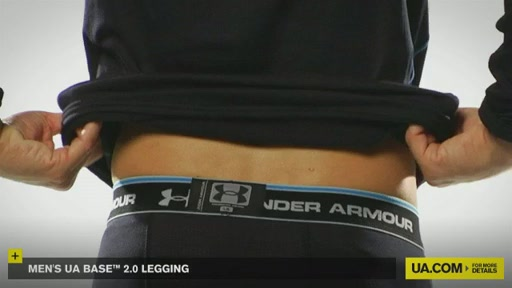 Men's UA Base™ 2.0 Leggings - image 8 from the video