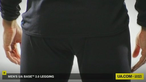 Men's UA Base™ 2.0 Leggings - image 9 from the video
