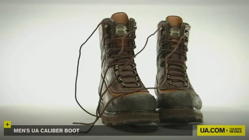 UA Caliber Boot - image 1 from the video