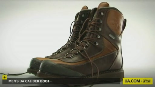 UA Caliber Boot - image 10 from the video