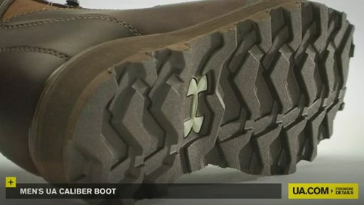 UA Caliber Boot - image 4 from the video