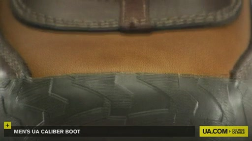 UA Caliber Boot - image 5 from the video