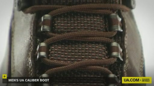 UA Caliber Boot - image 6 from the video