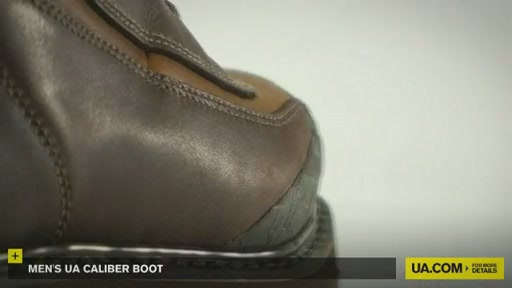 UA Caliber Boot - image 7 from the video