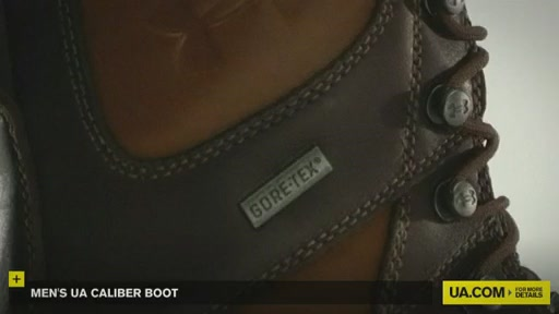 UA Caliber Boot - image 8 from the video