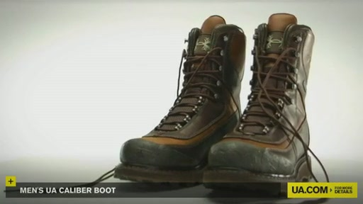 UA Caliber Boot - image 9 from the video
