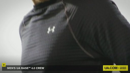 under armour 4 0. men\u0027s ua base™ 4.0 crew - image 2 from the video under armour 4 0