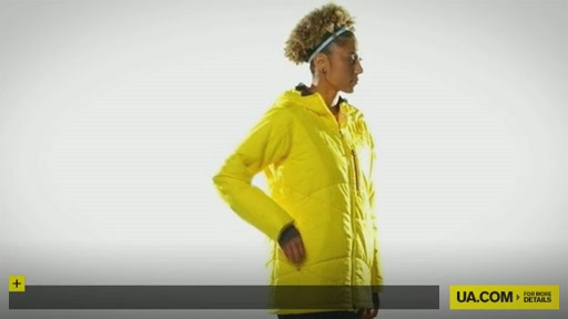 Women's ArmourLoft® Jacket II - image 1 from the video