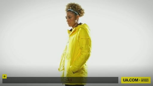 Women's ArmourLoft® Jacket II - image 10 from the video