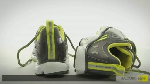 Women's UA Micro G® Split CG Running Shoe - image 1 from the video