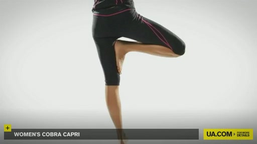 UA Cobra Capris - image 2 from the video