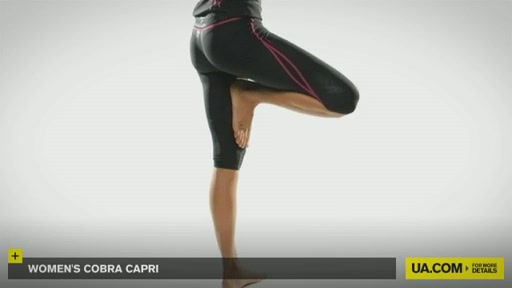 UA Cobra Capris - image 3 from the video