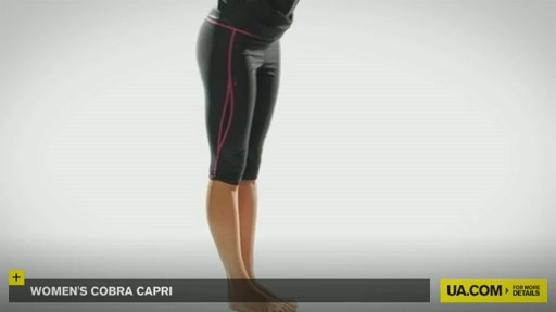 UA Cobra Capris - image 5 from the video