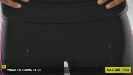 UA Cobra Capris - image 7 from the video