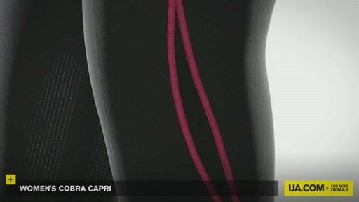 UA Cobra Capris - image 8 from the video