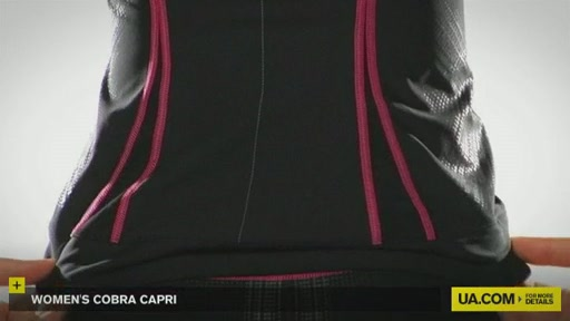 UA Cobra Capris - image 9 from the video