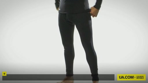 Men's UA Base&trade 3.0 Legging - image 10 from the video