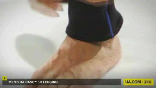 Men's UA Base&trade 3.0 Legging - image 7 from the video
