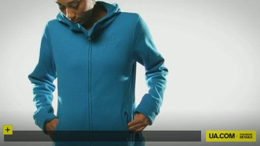 Women's Extreme ColdGear® Full Zip Hoody - image 1 from the video